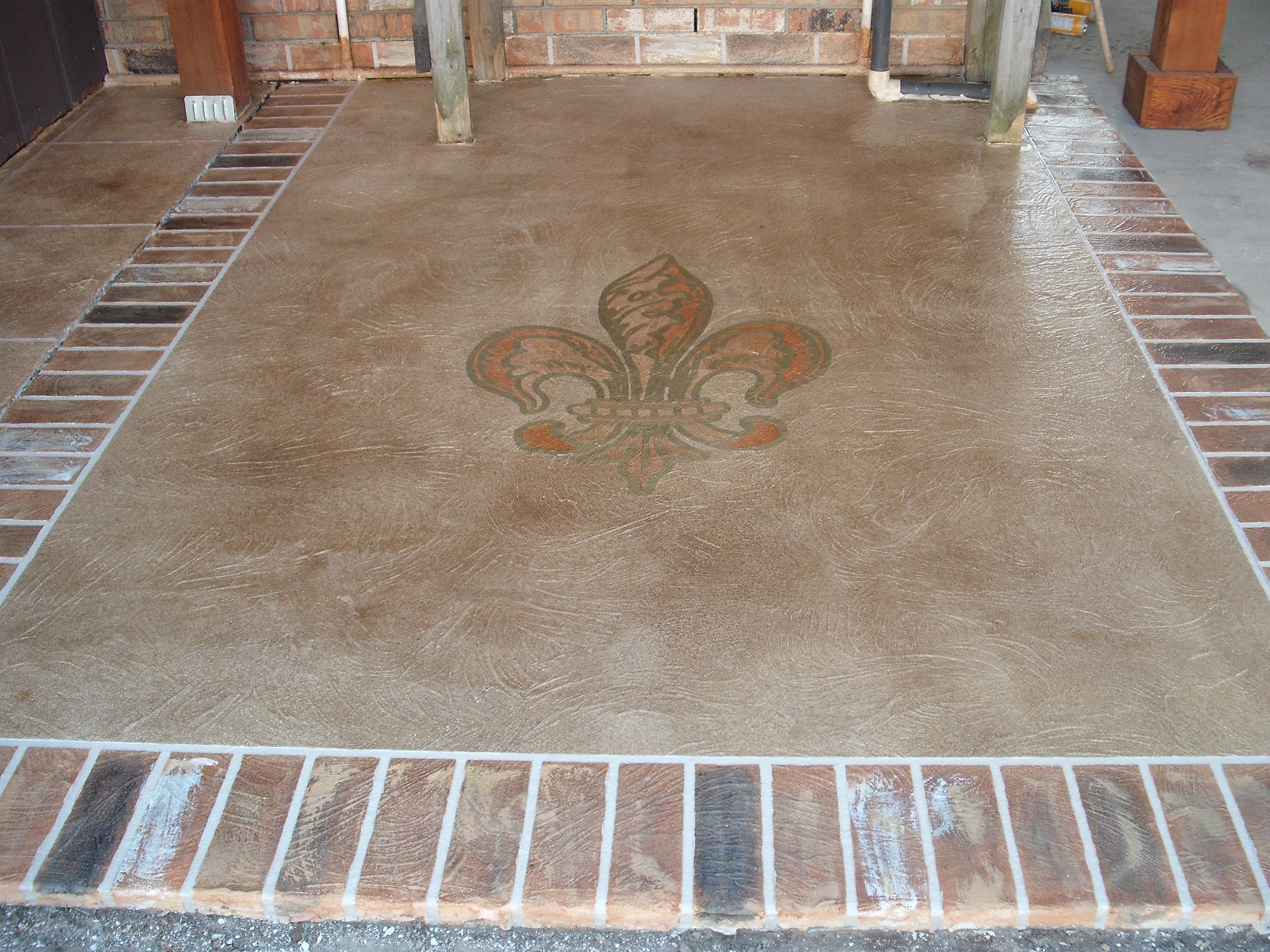 Decorative Concrete Overlays Miracrete
